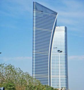 无锡中央空调清洗——无锡润华国际大厦