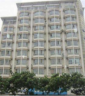 南长区中央空调清洗——金凤凰公寓