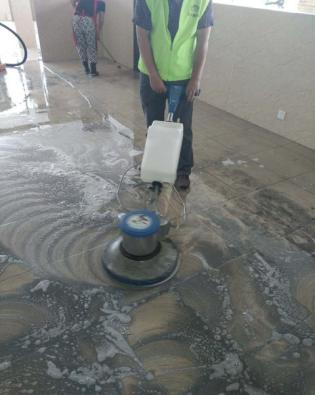 南长区保洁清洗——木棉花酒店